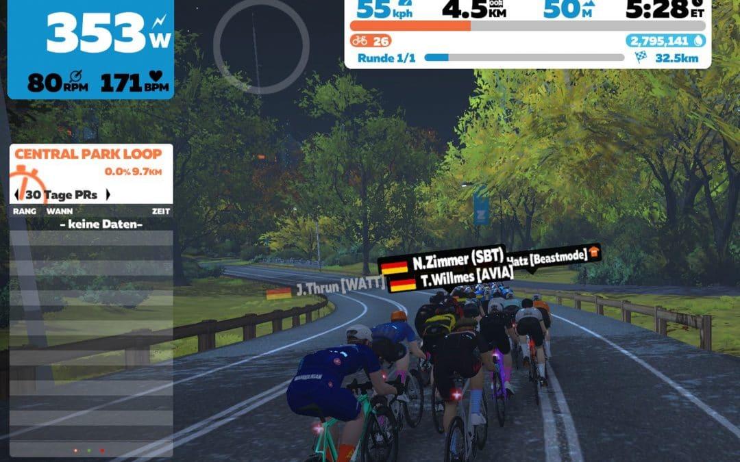 GCA Liga – Die Sache mit den virtuellen Rennen